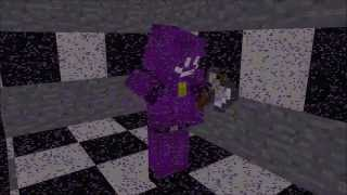 I m The Purple Guy l Minecraft Animation l FULL ANIMATION l Clean