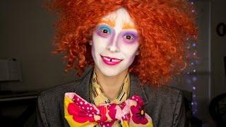 Johnny Depp Mad Hatter Halloween Makeup Tutorial