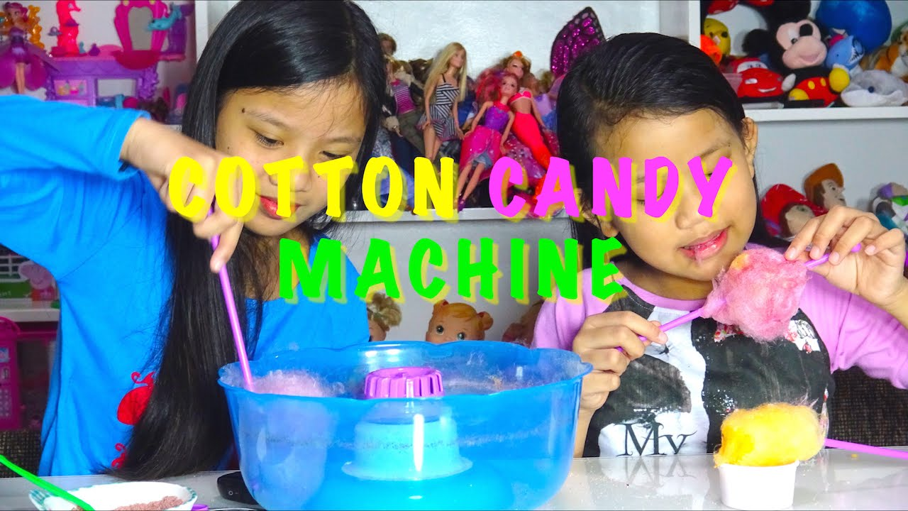 Toy Kingdom's Christmas Gifts Part 2 - Cotton Candy Machine