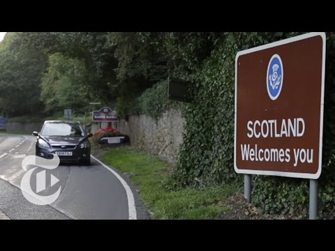 Scotland Independence Debate 2014: Bracing for the Referendum | The New York Times