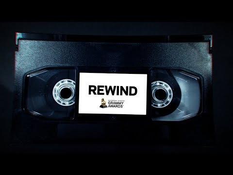 Shawn Colvin Gets Interrupted Onstage At The 40th GRAMMY Awards | GRAMMY Rewind