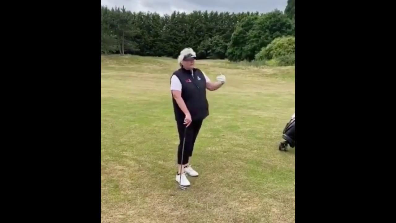 Laura Davies - Wedge Tip