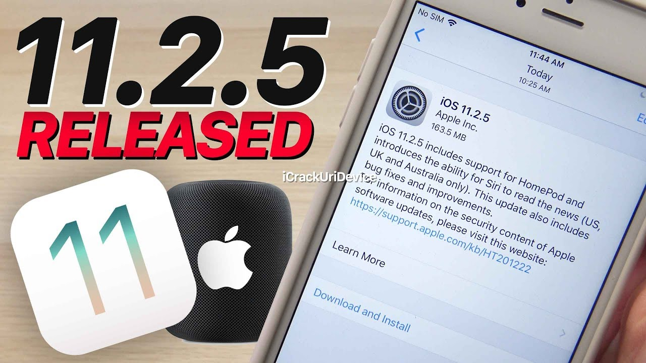 ios 11.2 5 download iphone 6