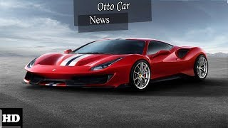 HOT NEWS  !!!  Ferrari 488 Pista 2019 Features, Design, Driving