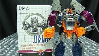 DNA Design DK-08+ POTP OPTIMAL OPTIMUS UPGRADE KIT: EmGo's Transformers Reviews N' Stuff
