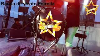 Banda de viento Estrella Baile en El Mezquital Villa de Arriaga SLP