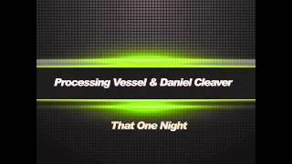 Processing Vessel - Dedicated Vibes