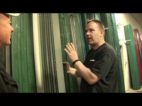 Maine Metal Roofing Tour - David Deschaine Visiting Everlast Metal Roofing