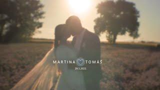 Martina ♥ Tomáš | Svadobný klip | Wedding Film by Profikam