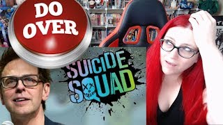 James Gunn's Suicide Squad Is A Reboot Called Suicide Squad! OMG!