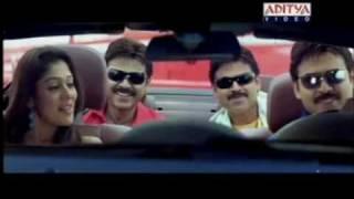 Tulasi Video Songs | Vennelintha Vediga Video Song | Venkatesh | Nayanthara | Shriya | DSP