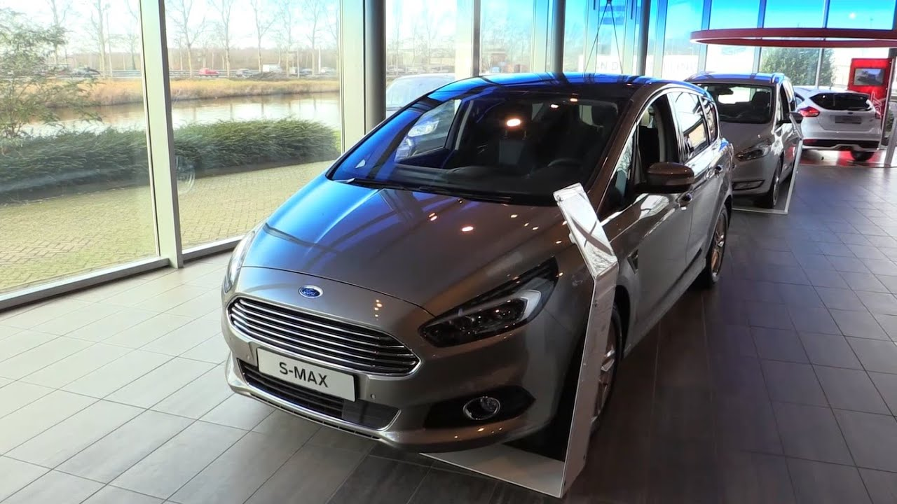 ford s max 2016 in depth review interior exterior youtube. Black Bedroom Furniture Sets. Home Design Ideas