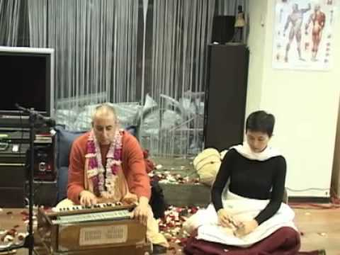 March 16, 2011 - Taipei - Program At Yantra Yoga Studio - Part 2