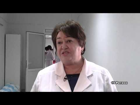 Открытие отделения патологии беременных во Владикавказе