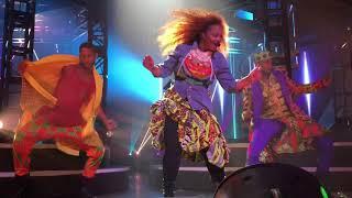 FRONT ROW! Janet Jackson Metamorphosis- Go Deep, Come on get up, Rock with U, Throb