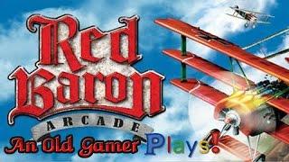 Red Baron (Atari Arcade Classic) - An Old Gamer Plays