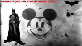 Most Disturbing Roblox Video! Roblox Disney World Ultimate Theme Park!