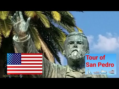 Los Angeles Driving Tour: San Pedro & 110 Freeway