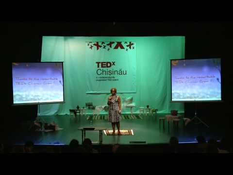 TEDxChisinau - Kyra GAUNT - What is your