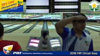 Pasig Bowling Association (PBA) Open Masters TV Pair 10 Games