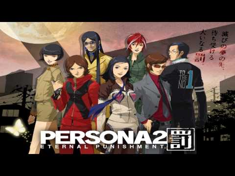 [PSP] Persona 2 Eternal Punishment - Battle Theme (Extended)