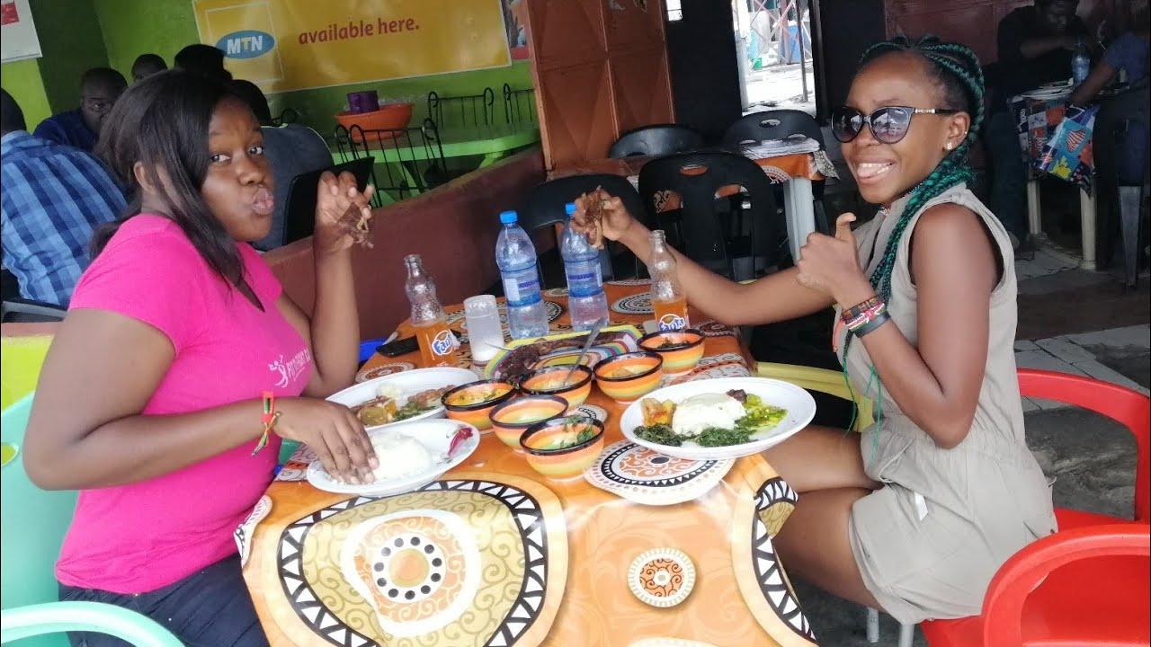 Zambia Street Food!!!