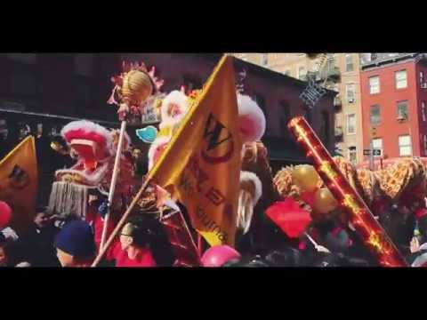New York Chinese New Year Parade 2015 - Extended Version