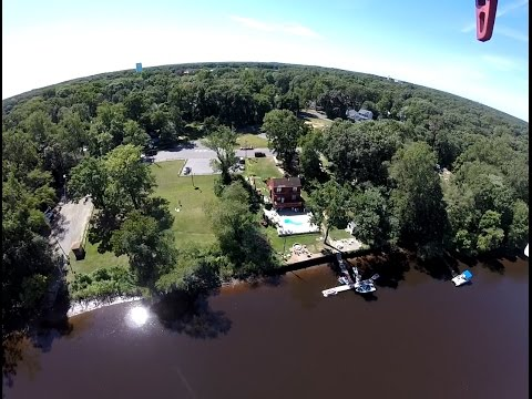 Flight 61 - Hainesport Boat Launch and the Rancocas - 1 of 3