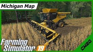 GPS is finally here! - Farming Simulator 19  - Michigan Ep.8