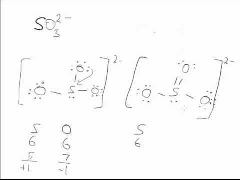 sf2 lewis diagram lewis structure sulfite ion - youtube lewis diagram so32