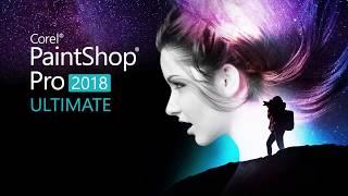 PaintShop Pro поддерживает работу с пером на графических планшетах