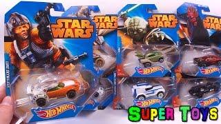 Hot Wheels Star Wars/Машинки Хот Вилс Звёздные войны новинка 2015