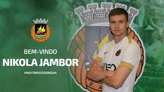 Bem-vindo Nikola Jambor