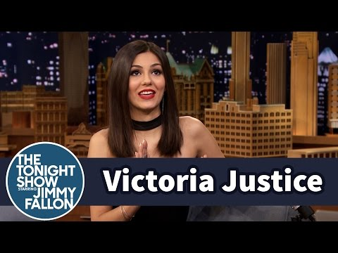 Thumbnail: Victoria Justice Does Her Impression of The Rock