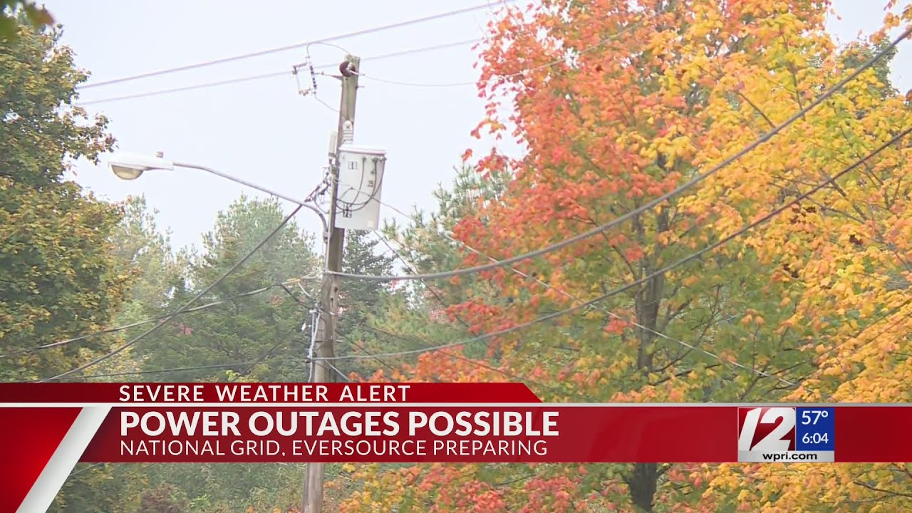 Nor'easter Update: National Grid responding to power outages