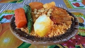 Recettes plats youtube - Recette cuisine couscous tunisien ...