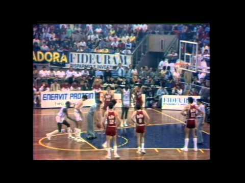 BancoRoma - Billy Milano Finale Gara3 1983