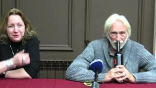 Пьер Ришар в Воронеже о встречах с Жераром Депардье и удовольствиях в жизни