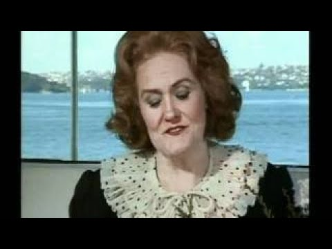 Dame Joan Sutherland interviewed by Brian Adams in 1982 - The Best Documentary Ever
