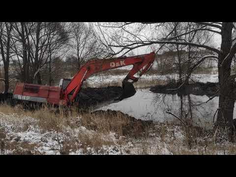 Копаем пруд
