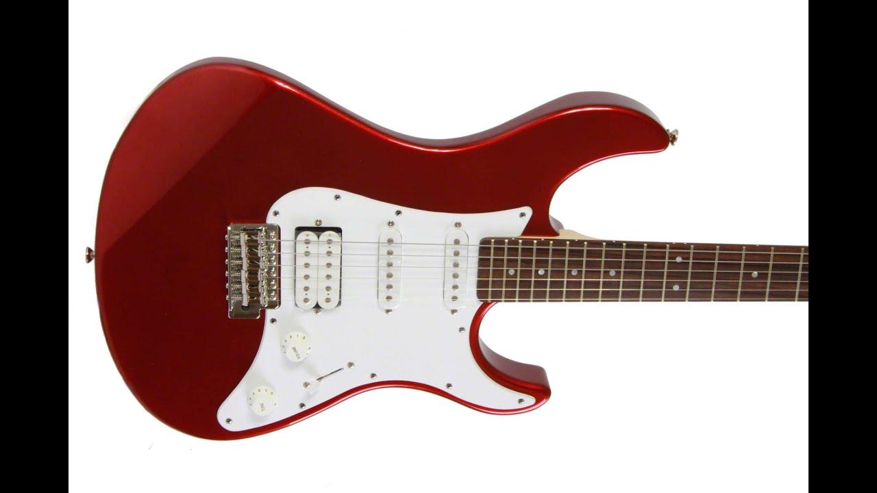 yamaha pacifica 012 dobra tania gitara elektryczna. Black Bedroom Furniture Sets. Home Design Ideas