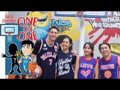 Awalnya Mikha Tambayong seneng Maen Basket