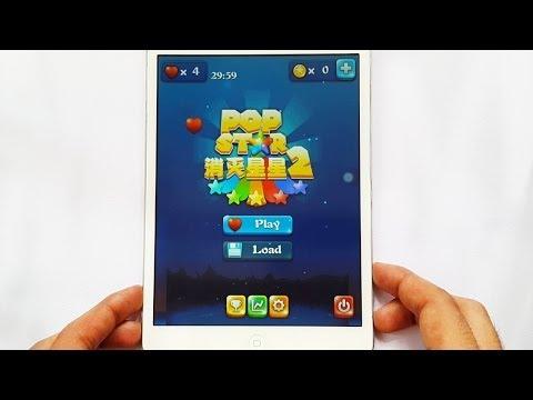 Rin PopStars 2 Gameplay iOS & Android iPhone & iPad HD