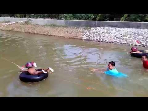 Lomba Banana Boat Desa Kapung Grobogan Sipon
