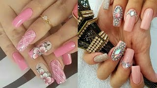 Cute and Easy Nail Art Design for Beginners for short nails #5