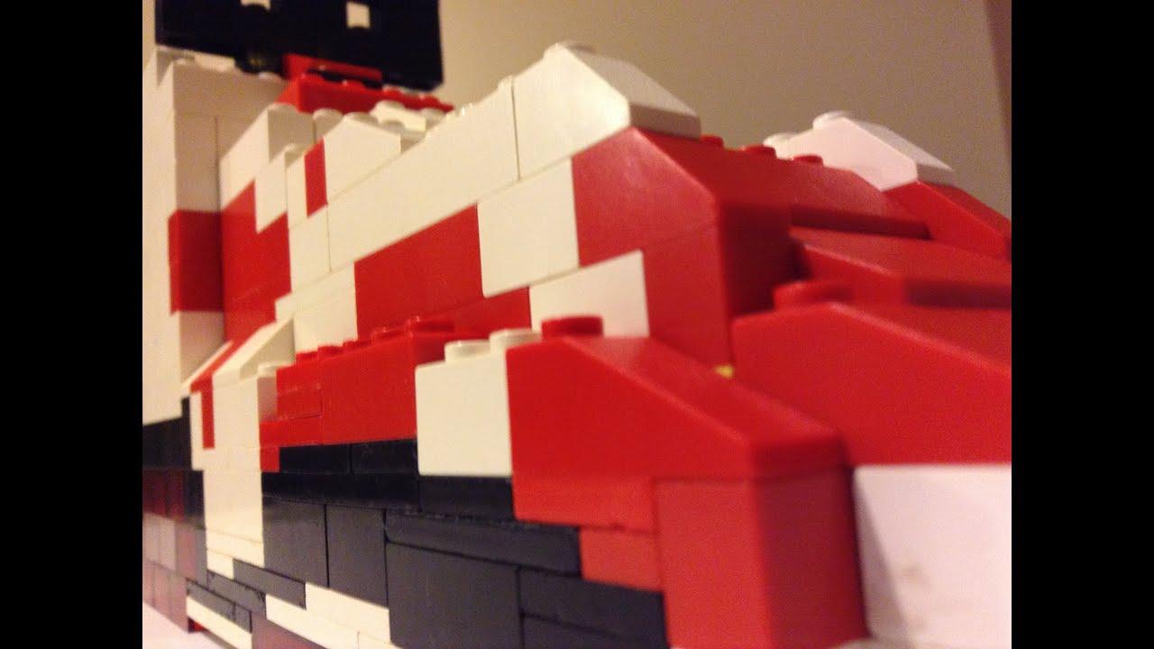 Air Jordan 6 Carmine (Lego) - YouTube f89e7fed8