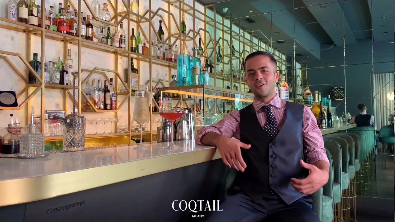 Intervista A Paolo Viola Bartender Di Terrazza Calabritto