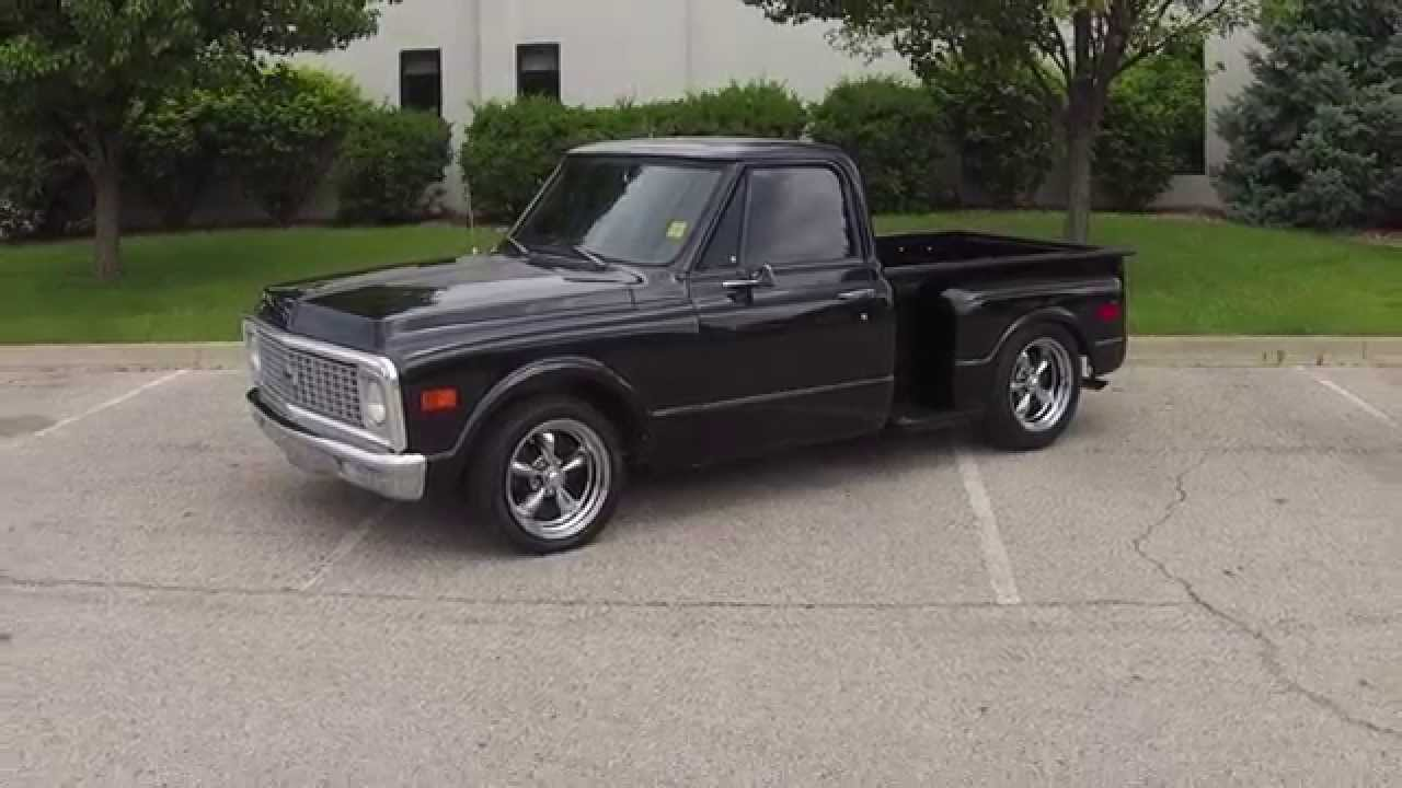 1971 Chevy C10 SideStep | Sam Leman Classic Car Collection ...