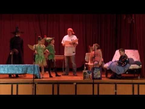 James Buchanan Elementary - The Magic Bookshelf