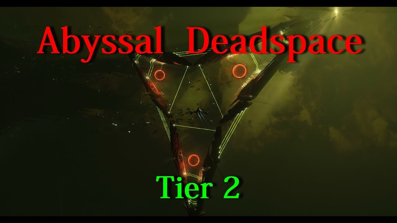 Abyssal Deadspace tier 2 - Agitated Exotic Filament - EVE Online